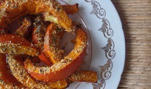 Potimmaron rôti aux saveurs méditéranéennes