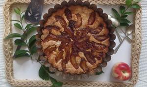 Gâteau au yaourt et aux nectarines
