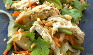 Salade de poulet à la vietnamienne