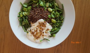Super salade de quinoa