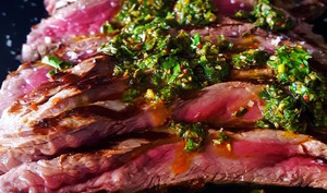 Boeuf Chimichurri version Sud-Ouest