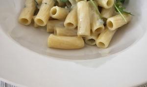 Rigatonis au gorgonzola