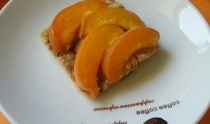 Biscuit aux abricots