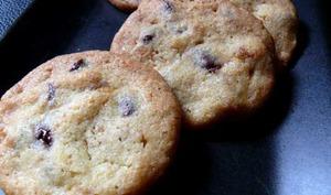 Cookies aux pépites de chocolat et d'érable