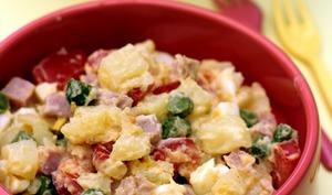 Salade piémontaise légère