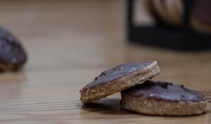"""Biscuits """"Granola"""" à la coco et au chocolat"""