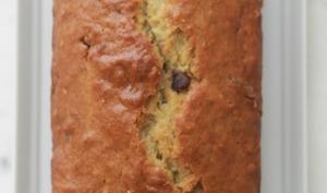 Cake à la banane et chocolat