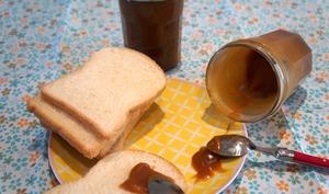 Crème caramel, beurre et fleur de sel