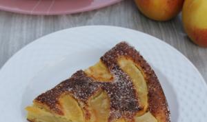 Gâteau au mascarpone et à la pomme