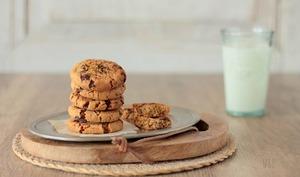 Cookies Chocolat Pistaches
