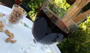 Vin doux apéritif