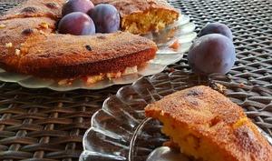 Amandine aux prunes