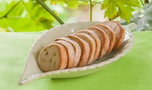 Biscuits croquants à la pistache