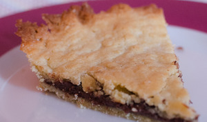 Gâteau sablé fourré au Nutella