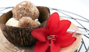 Nougat de coco
