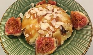 Bowlcake aux figues et aux amandes