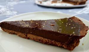 Tarte chocolat Rendez-vous