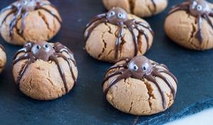Cookies araignées