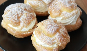 Choux Chantilly