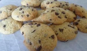 Cookies au chocolat au thermomix