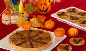 Pumpkin pie au sirop d'érable