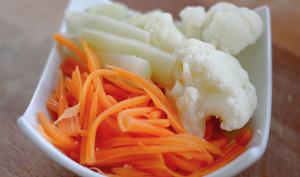 Pickles de légumes à la vietnamienne