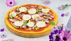 Pizza à la polenta