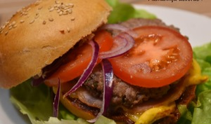 Hamburger sauce BBQ