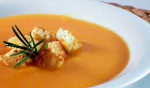 Soupe au gingembre et baobab