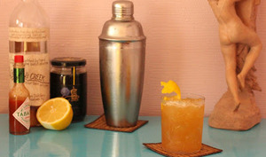 The Baudin cocktail