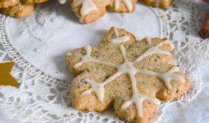 Sugar Cookies aux épices de Noël
