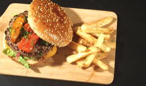 Burger argentin