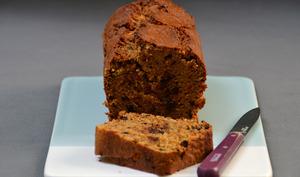 Cake à la courge sucrine du Berry et chocolat