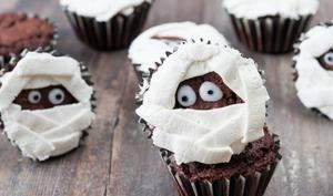 Cupcakes momie
