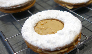 Biscuits aux marrons