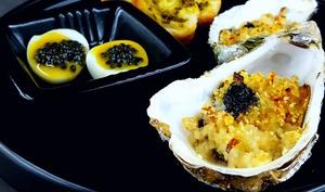 L'huître chaude, la perle des huîtres !