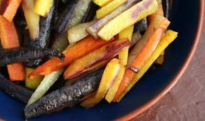 Les carottes sont qu'huit