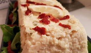 Terrine de noix de Saint Jacques