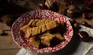 Biscuits de l'Avent à la cardamome