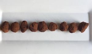 Pruneaux au chocolat