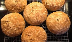 Mon pain aux graines de courge
