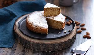 Gâteau à la frangipane sans beurre