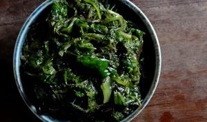 Salade cuite à la grecque