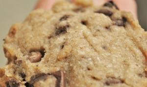 Cookies noix de coco et chocolat