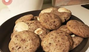 Cookies avec des blancs d'œufs