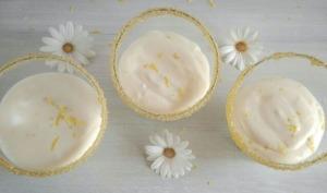 Mousse de citron express