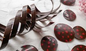 Les décorations en chocolat à la maison