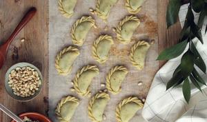 Empanadas à l'italienne épinards et ricotta