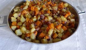 Légumes d'automne rôtis