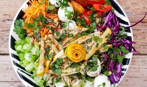 Salade tentation bowl healthy